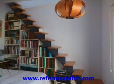 reformas de escaleras